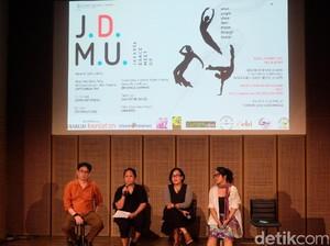Enam Komunitas Tari Unjuk Gigi di Jakarta Dance Meet Up