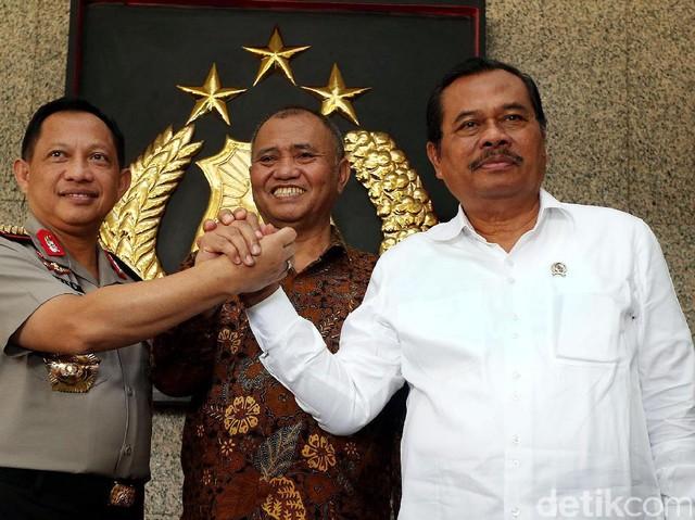 MoU 'Kulo Nuwun' Tiga Lembaga Penegak Hukum