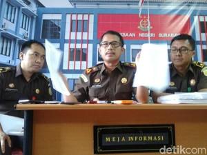 Kejari Keluarkan Sprindik Dua Aset Pemkot Surabaya