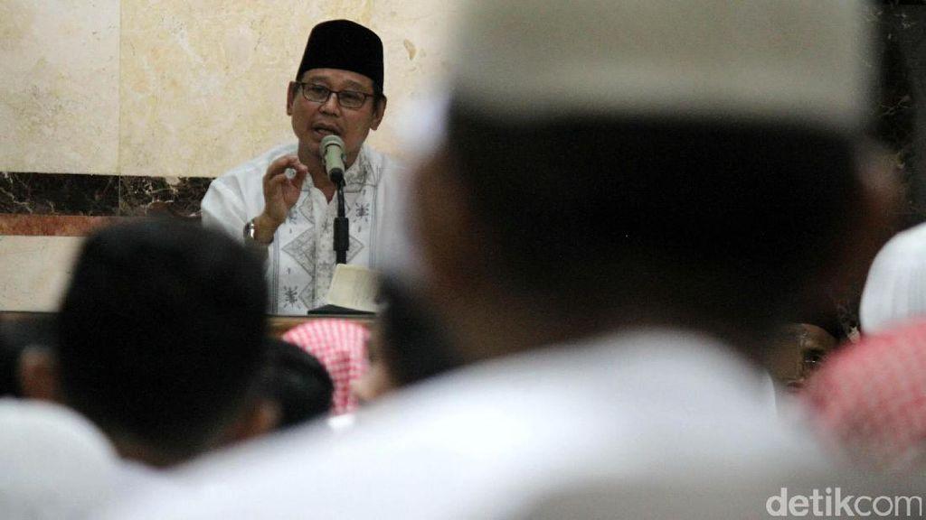 Djan Faridz Bertemu Sejumlah Ulama Jakarta Timur