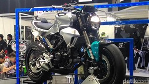 Honda 150SS Racer, Motor Konsep yang Keren