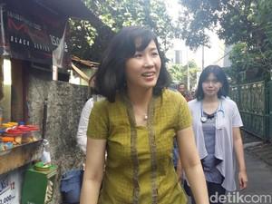 Cek Layanan Puskesmas, Istri Ahok Jenguk Lansia Sakit di Petojo