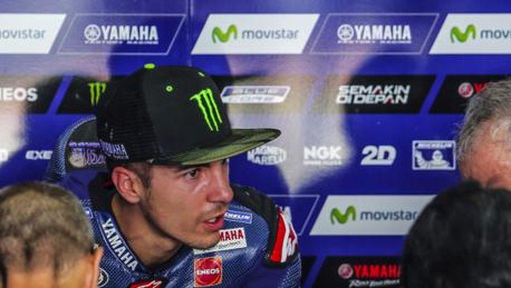 Saat Jagoan MotoGP Mengukur Kemampuan Vinales