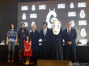 Eksebisi The World of Ghibli Digelar di Jakarta Agustus-September 2017
