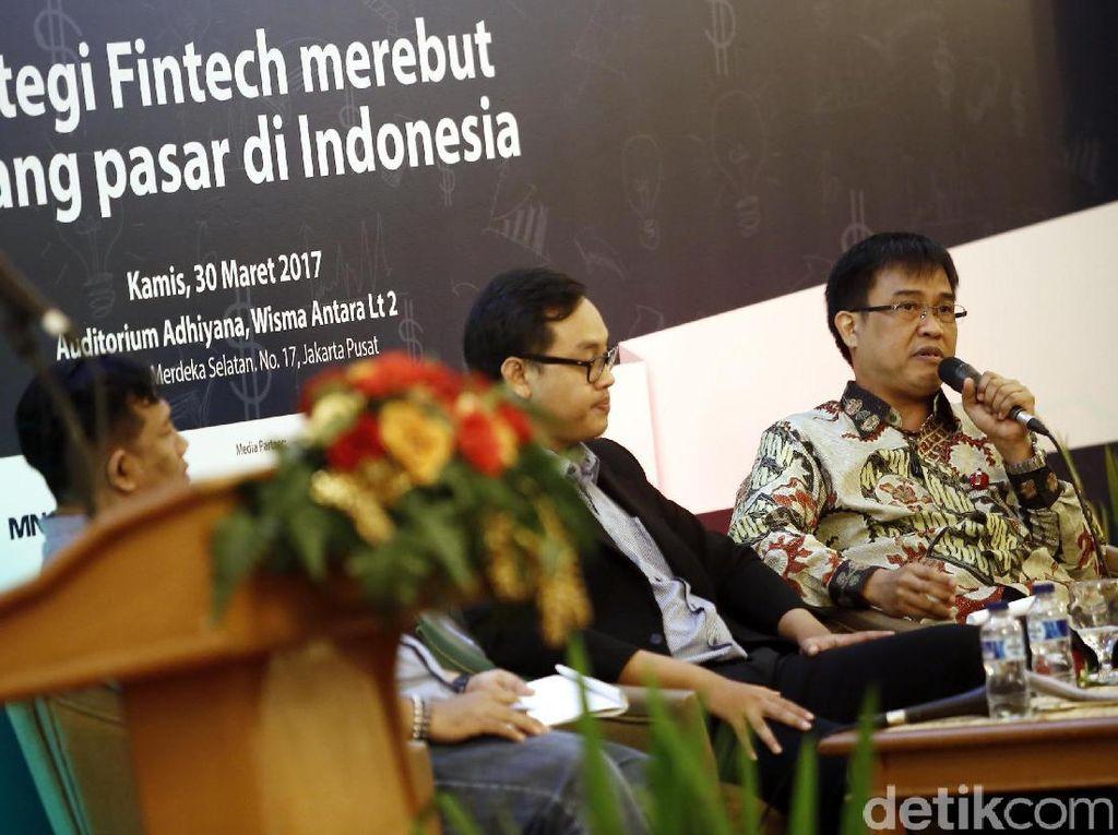 Peluang Industri Fintech di Indonesia