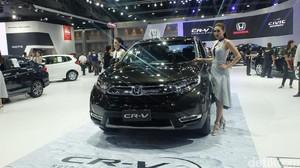 Wajah Honda CR-V 7 Penumpang