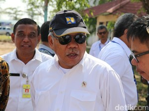 Ini Rahasia Menteri PUPR Kuat Blusukan Selama Ramadan