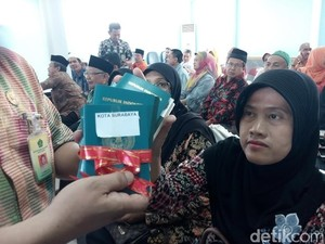 Hamil 6 Pekan, 1 Calhaj Rembang Gagal Berangkat Haji
