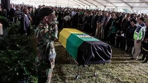 Presiden Afsel Dilarang Ikut Makamkan Pejuang Muslim Anti Apartheid