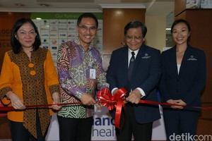 Mandiri Inhealth Buka Gerai Di Rs Royal Progress