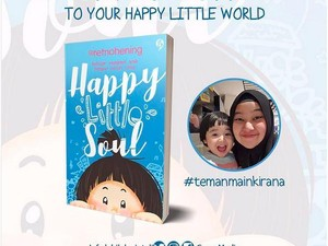 Retno Hening dan Kirana akan Ngobrol Happy Littel Soul di Jakarta