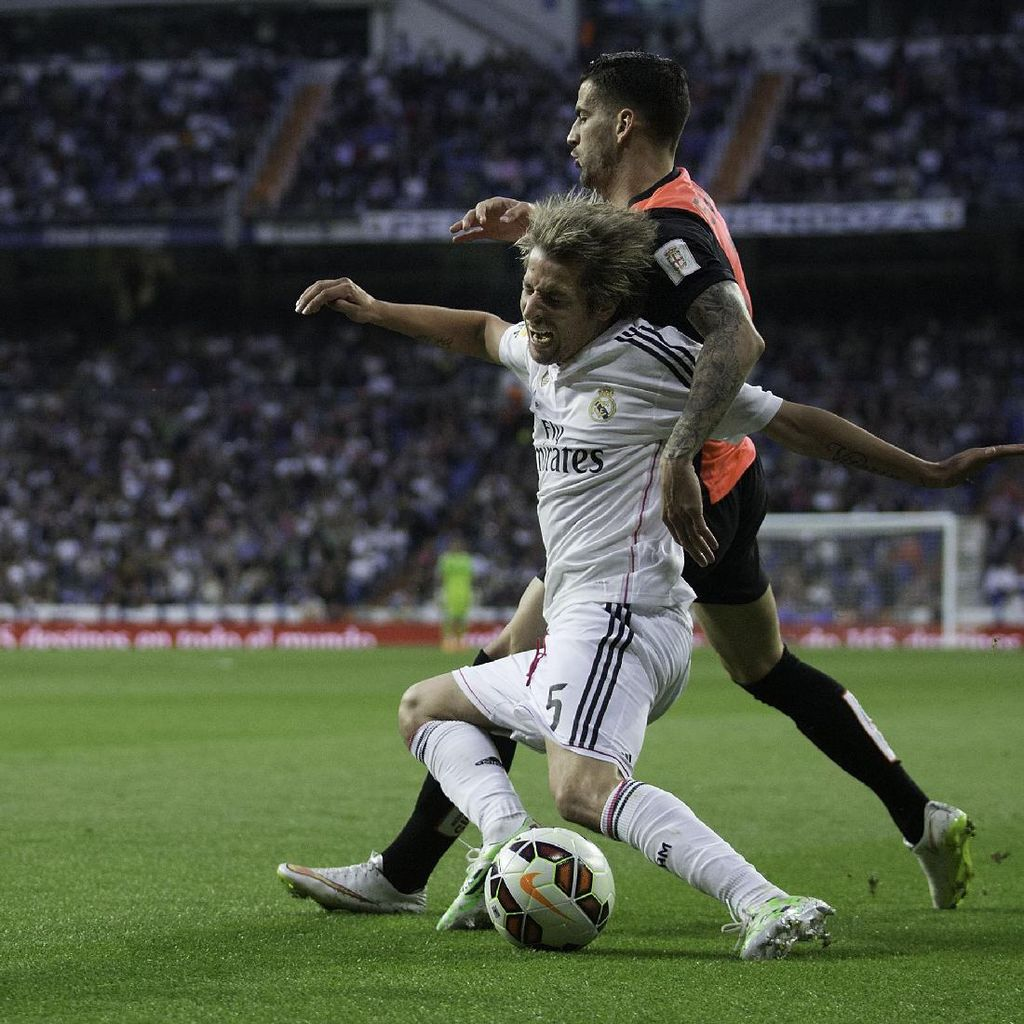 Coentrao Akui Dirinya Tak Cukup Bagus untuk Madrid