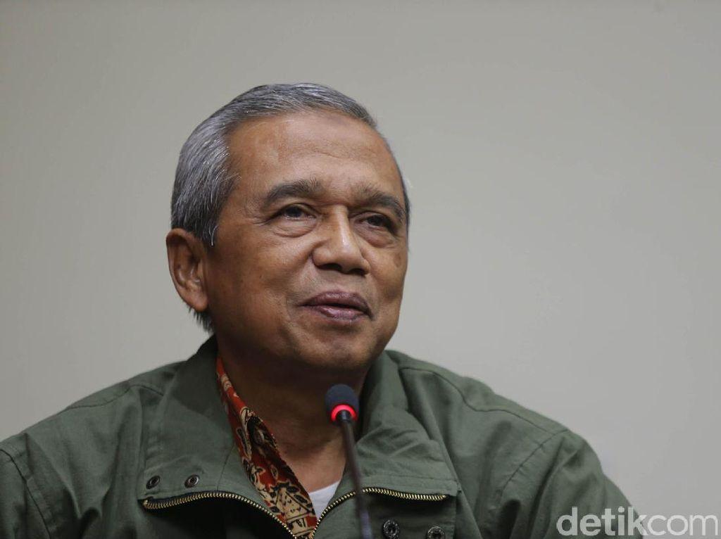 Busyro Pertanyakan Wacana Dana Haji untuk Infrastruktur