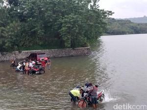 Setu Patok, Tempat Nongkrong dan Cuci Mobil Terbesar di Cirebon