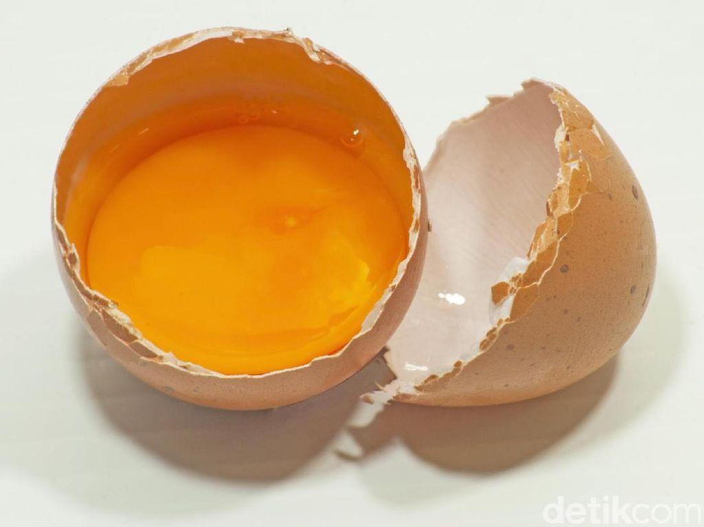 Kuning Telur Bisa Tingkatkan Gairah Seks? Ini Faktanya