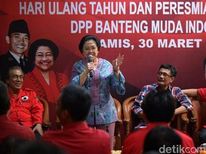 Megawati Sampaikan Pesan Sukarno: Harus dari Hati Jadi Pemimpin