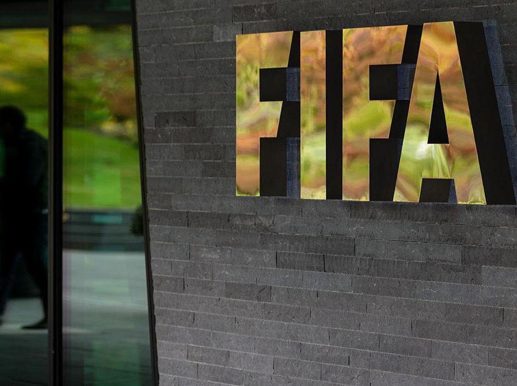 Wakil Presiden FIFA Ditahan dan Diinterogasi di Prancis