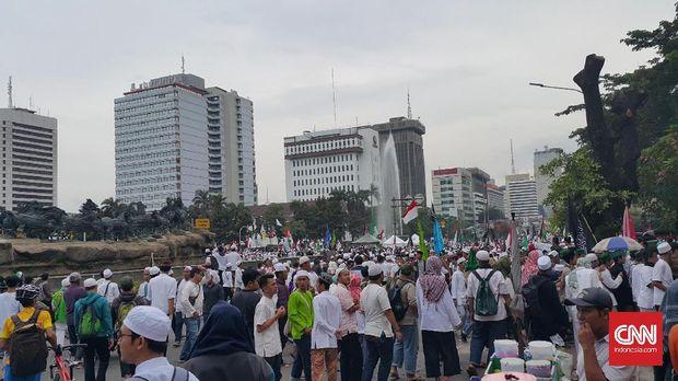 FPI, PKS dan Aksi Menunggangi Demokrasi