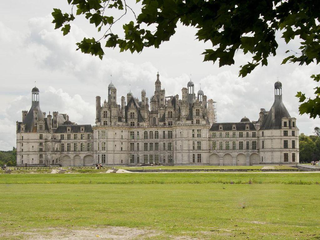 Kastil Beauty and The Beast Sungguhan Ada di Prancis