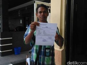 Bupati Timor Tengah Utara dan Wartawan Saling Lapor ke Polisi