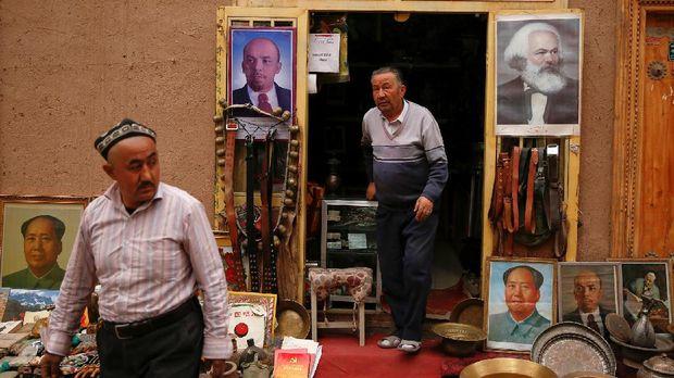 China Dituduh Langgar HAM Minoritas Muslim di Xinjiang