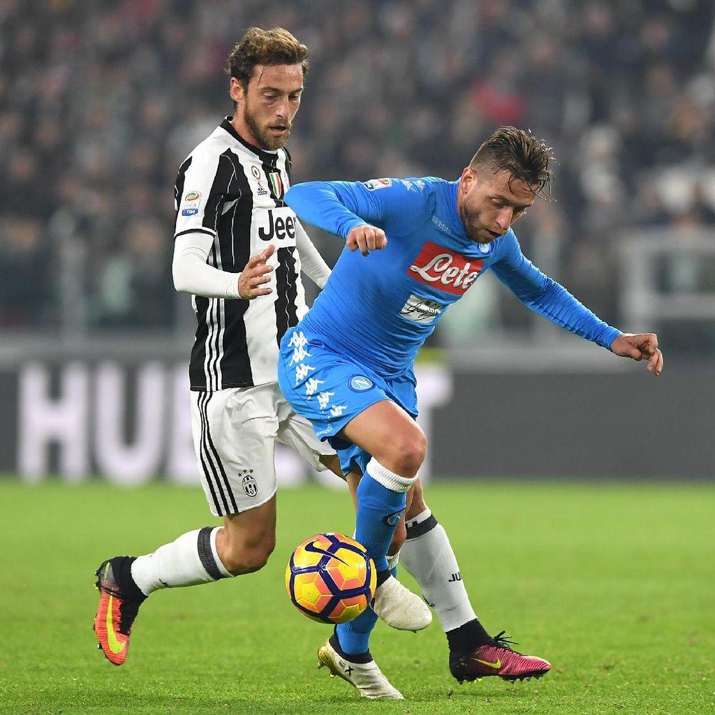 <i>Bianconeri</i> Fokus ke Liga Dulu Baru Coppa Italia