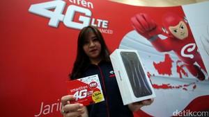 Smartfren Iming-imingi Data 13 GB Buat Pelanggan Baru