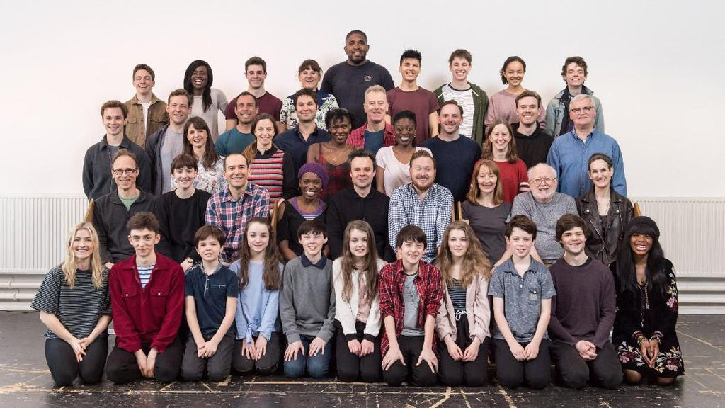 Teater Harry Potter and the Cursed Child akan Pentas di New York April 2018