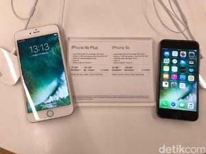 Kabar Buruk Buat Pengguna iPhone 6S dan iPhone SE