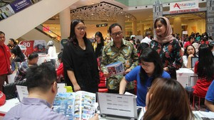 Akhir Pekan Ini, Mega Travel Fair Kembali Digelar di Jakarta!