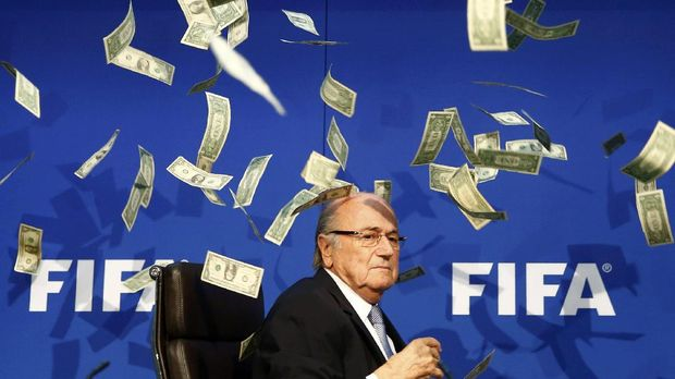 Sepp Blatter bakal hadir di Piala Dunia 2018 sebagai tamu undangan Presiden Vladimir Putin.