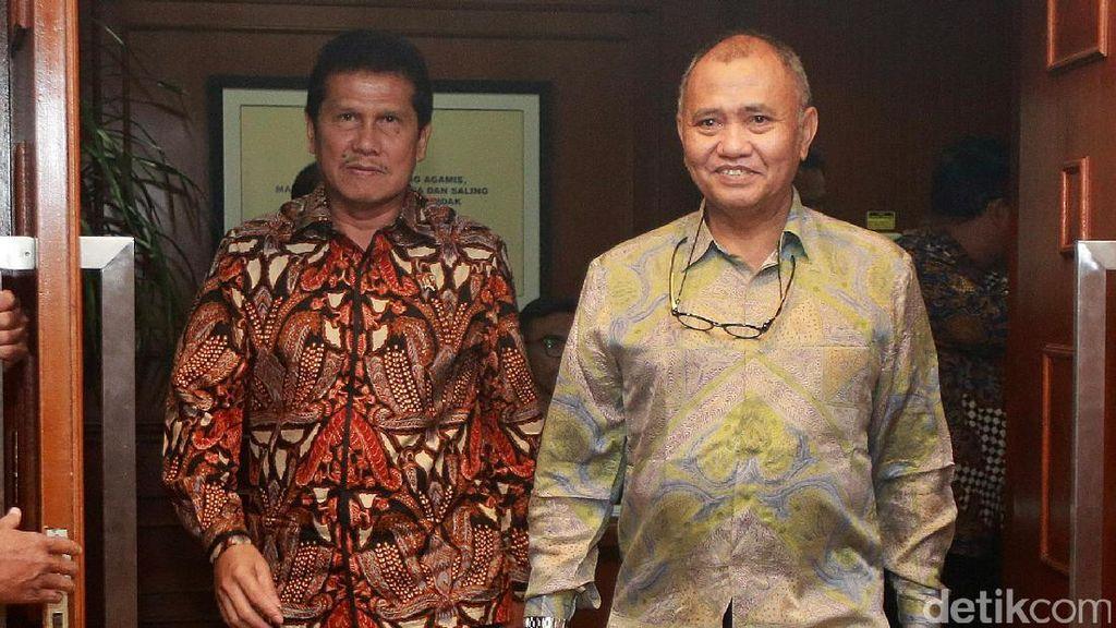 Menpan RB dan Ketua KPK Bahas Pencegahan Korupsi di Birokrasi