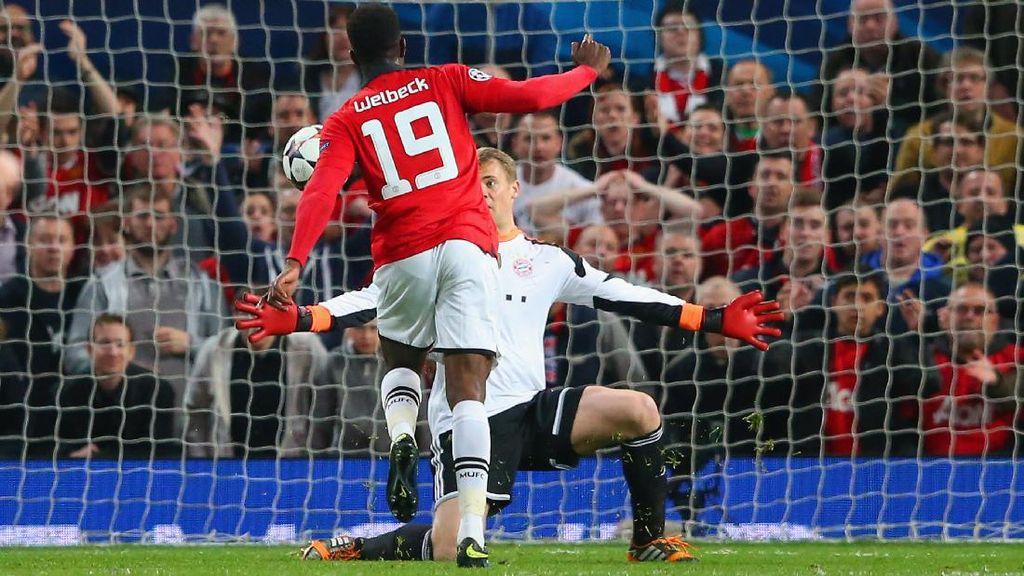 Fletcher Kritik Penjualan Welbeck ke Arsenal