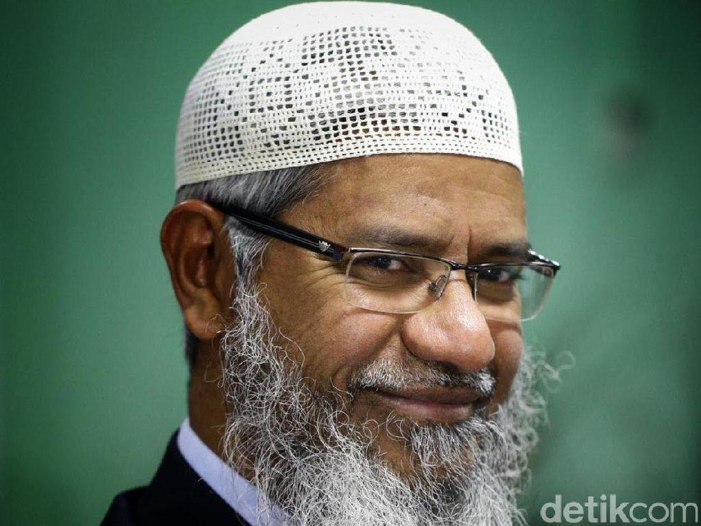 Pengacara Malaysia Diancam Dipenggal karena Mengkritik Ulama Zakir Naik