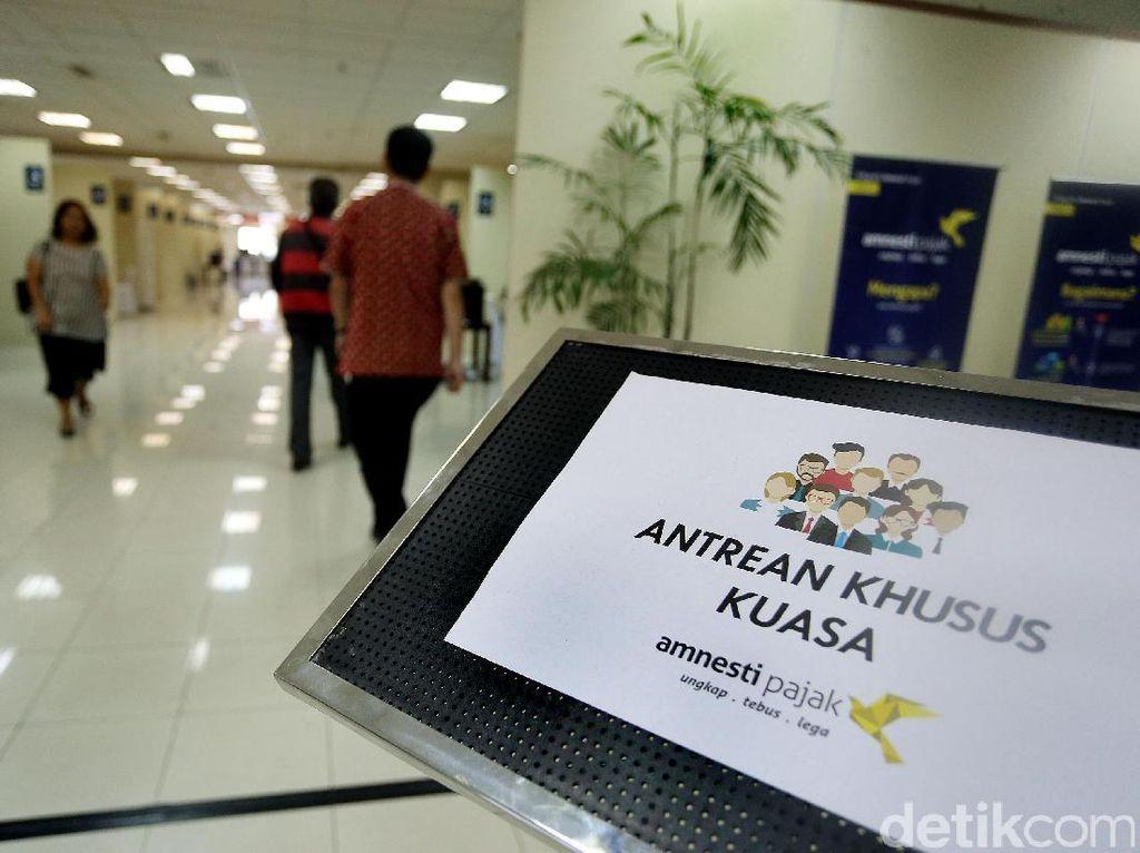 Prabowo Sebut Rp 11.000 T Uang WNI di Luar Negeri, Darmin Singgung Tax Amnesty