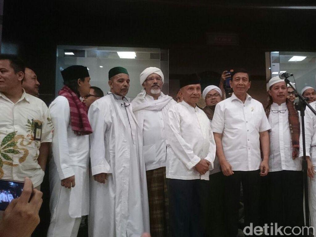 Kasus Ahok, Wiranto: Proses Peradilan Tak Bisa Diintervensi