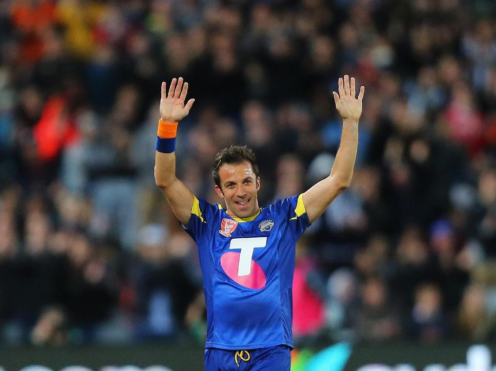 Alessandro Del Piero Si Super Dad