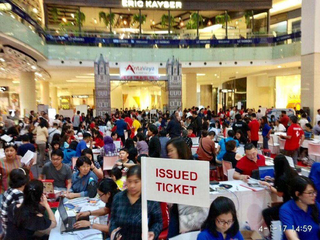 Imbas Corona, Jakarta Fair 2020 Resmi Ditunda