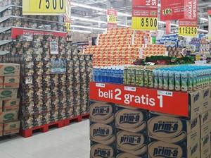 Aneka Promo Rumah Tangga di Akhir Pekan Transmart dan Carrefour