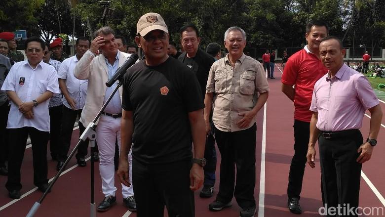 Panglima TNI Gatot Nurmantyo tentang Joan Laporta dan Target PS TNI di Liga 1