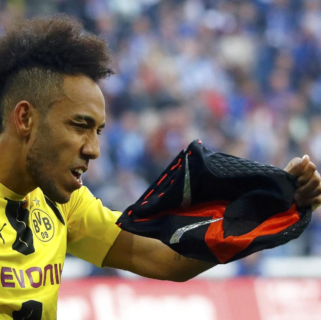 Dortmund Tunggu Tawaran untuk Aubameyang