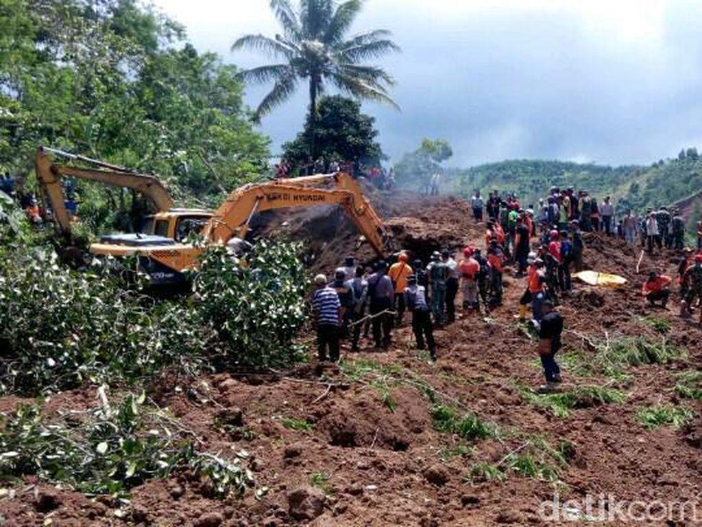 Musim Hujan, 9 Kecamatan di Ponorogo Rawan Longsor