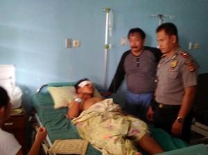 Anak Panah Tembus Dahi, Siswa SMK Cirebon Terancam Radang Otak