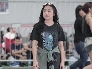 Prilly Latuconsina Keranjingan Muay Thai