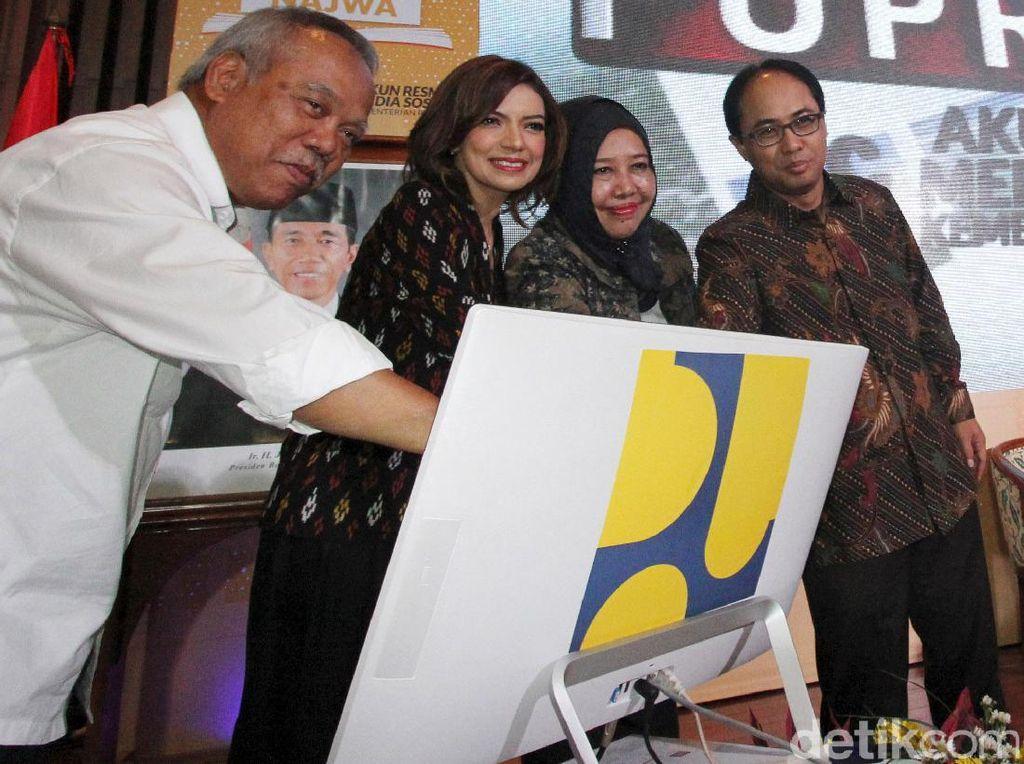 Kementerian PUPR Luncurkan PUPR TV
