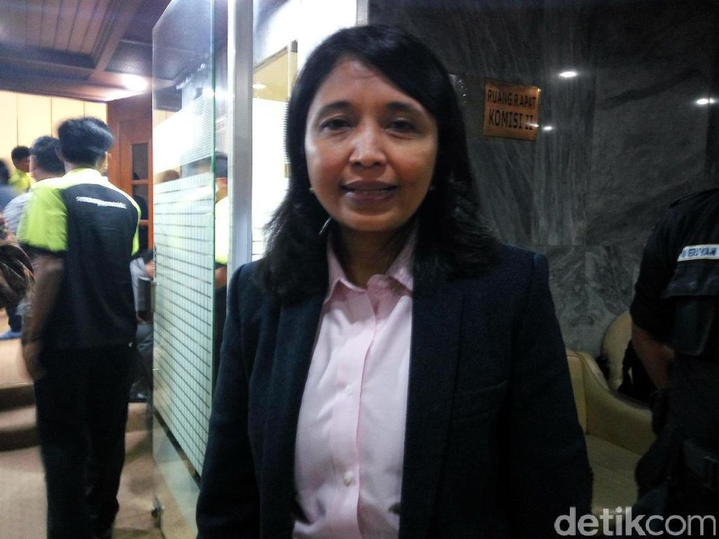 Calon Hakim MK Ida Setuju Eks Koruptor Nyapres, Begini Debat di Amandemen UUD