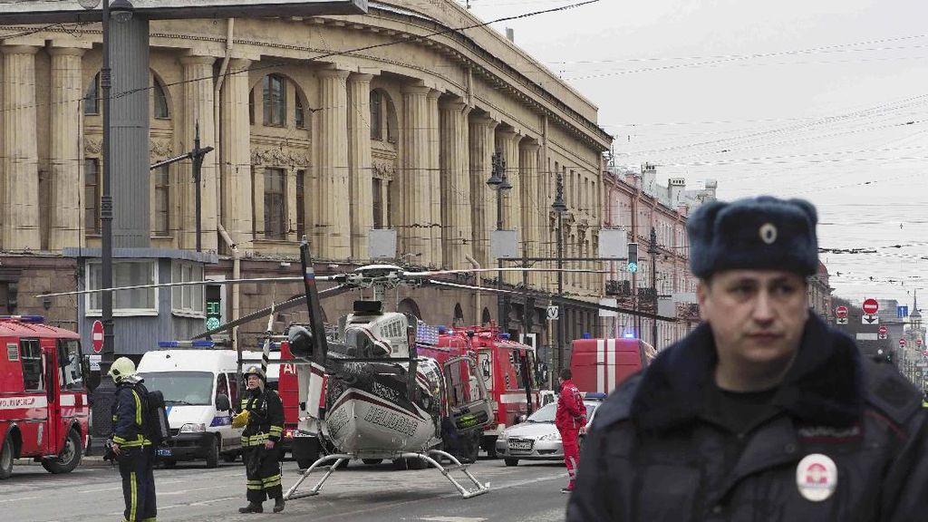 Fakta-fakta Tentang Bom di St Petersburg, Rusia