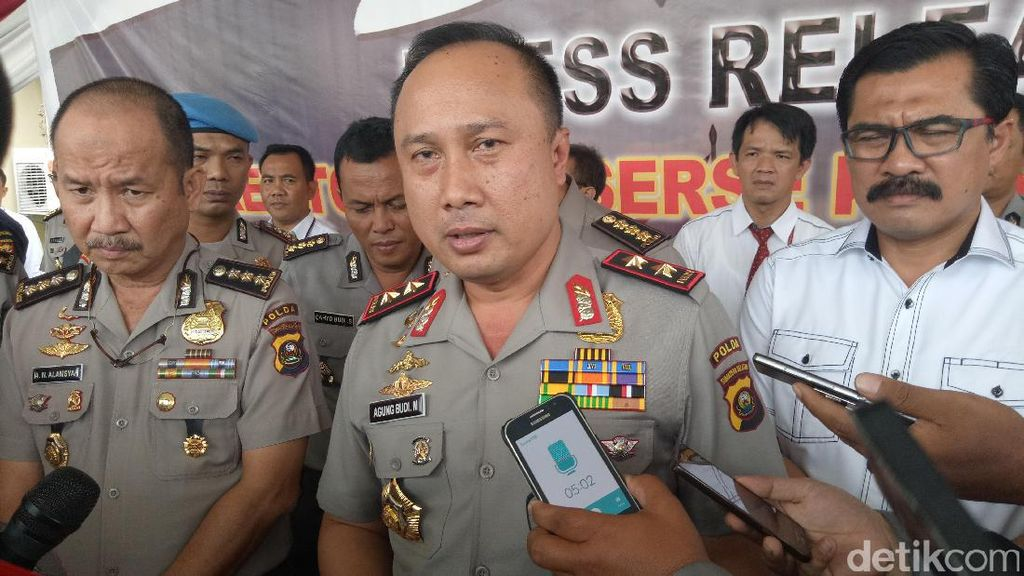 Kasus Polisi Tembak Mobil, Kapolda Sumsel: Kapolres Tidak Terlibat!