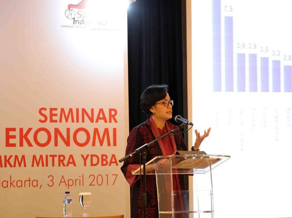 Sri Mulyani: Industri Perunggasan RI Didominasi 2 Perusahaan Besar
