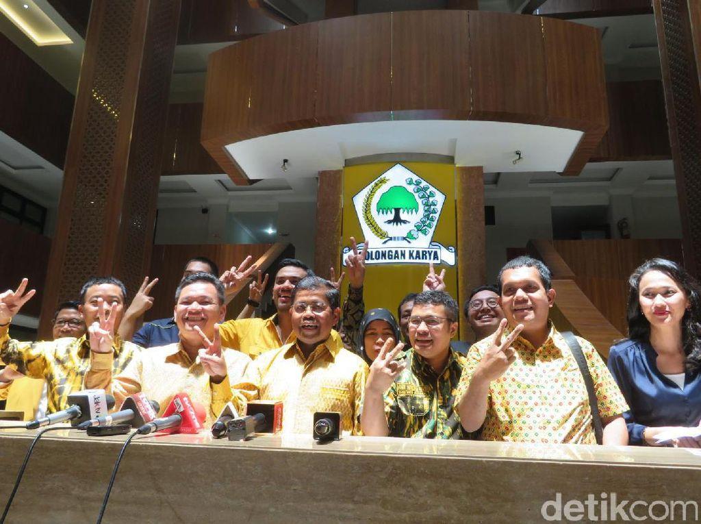 Golkar Bantah Usung Setya Novanto Jadi Cawapres Jokowi